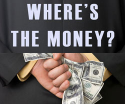 Asset Investigations: Where's the Money?